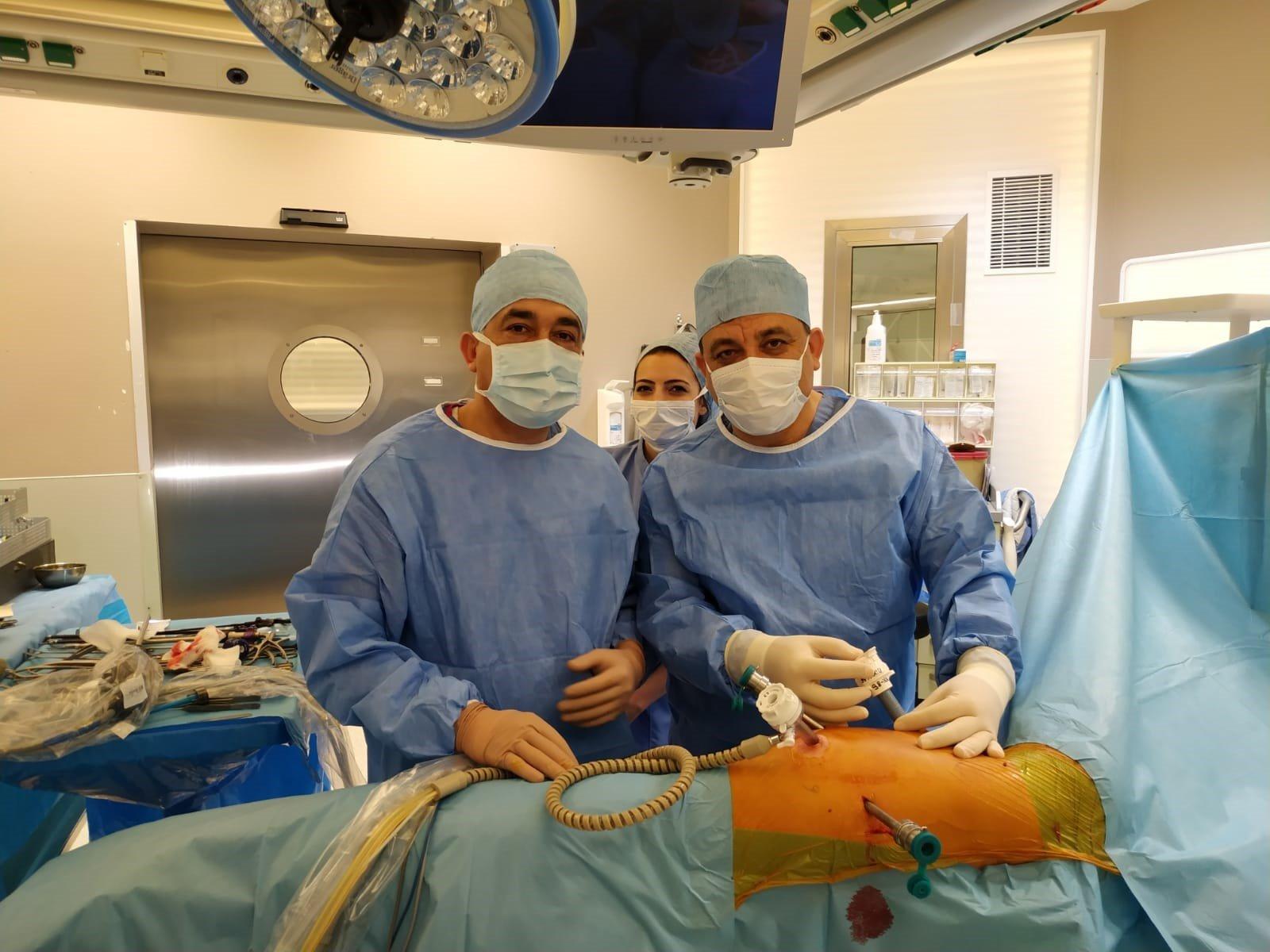 da Vinci Robotik Cerrahi ameliyatları
