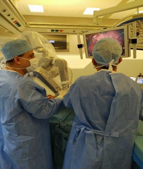 da Vinci Robotik Cerrahi